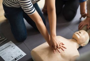 Standard First Aid Training - Levels A & C